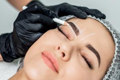 Permanent Make Up Köln Vivian Gerwig Vorzeichnung