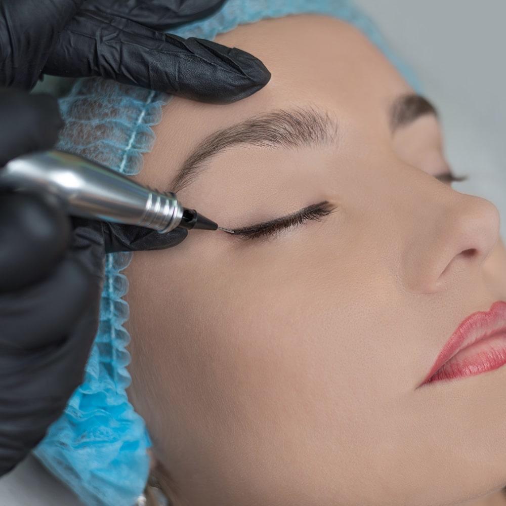 Augen Permanent Make Up Köln Shading Eyeliner bei Vivian Gerwig